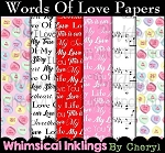 Words Of Love Papers