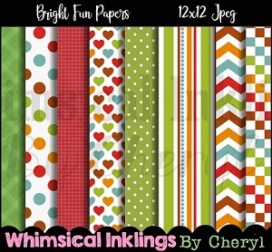 Bright Fun Papers