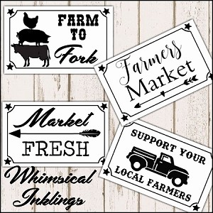 Farm To Fork SVG Bundle