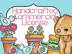 Handcrafted Commercial License