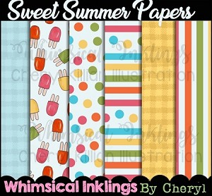 Sweet Summer Papers